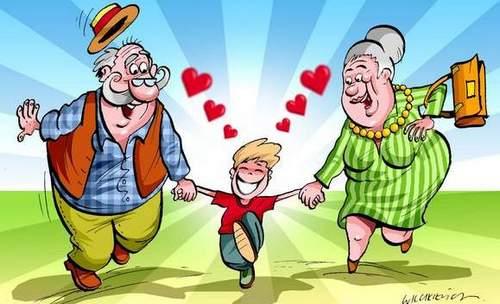 Uroczystość Dnia Babci i Dziadka