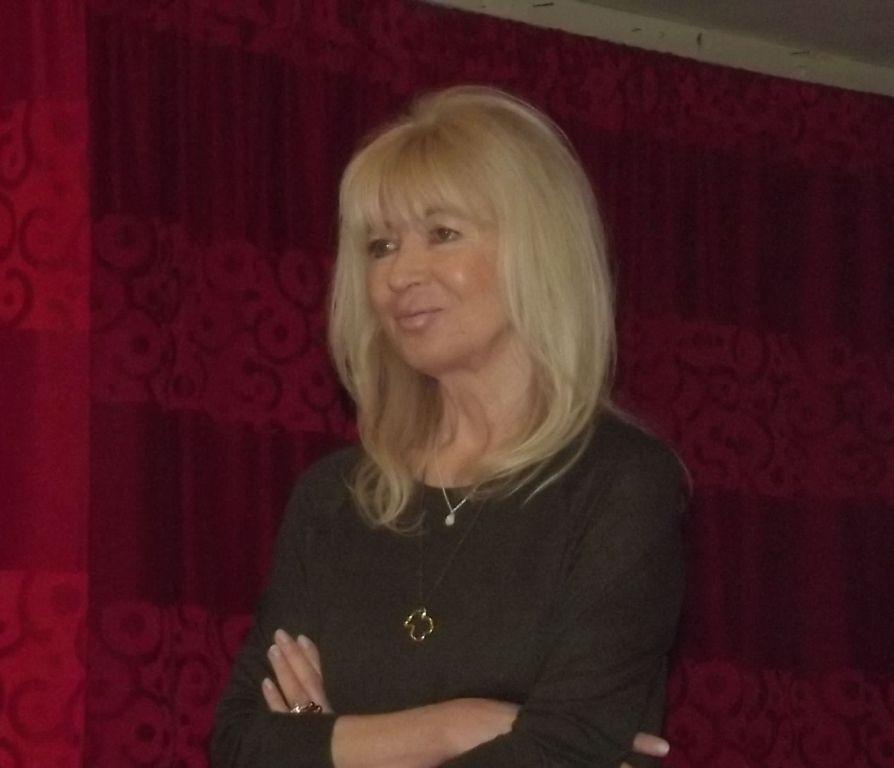 Spotkanie z Anną Marią Wesołowską
