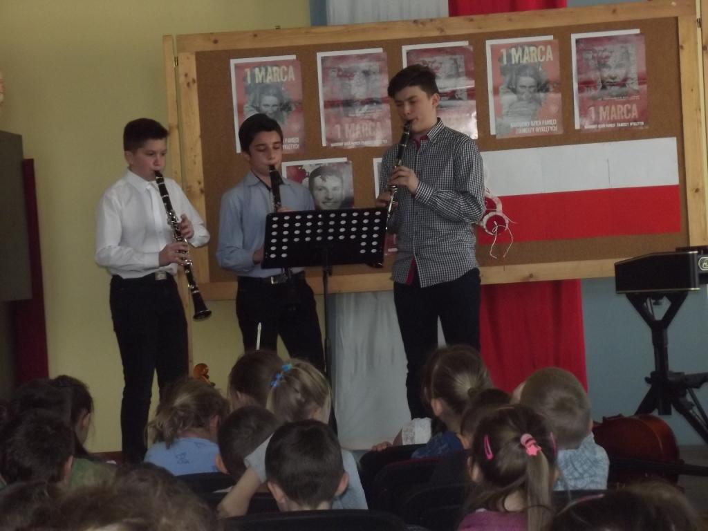 Koncert muzyczny w Żegocinie