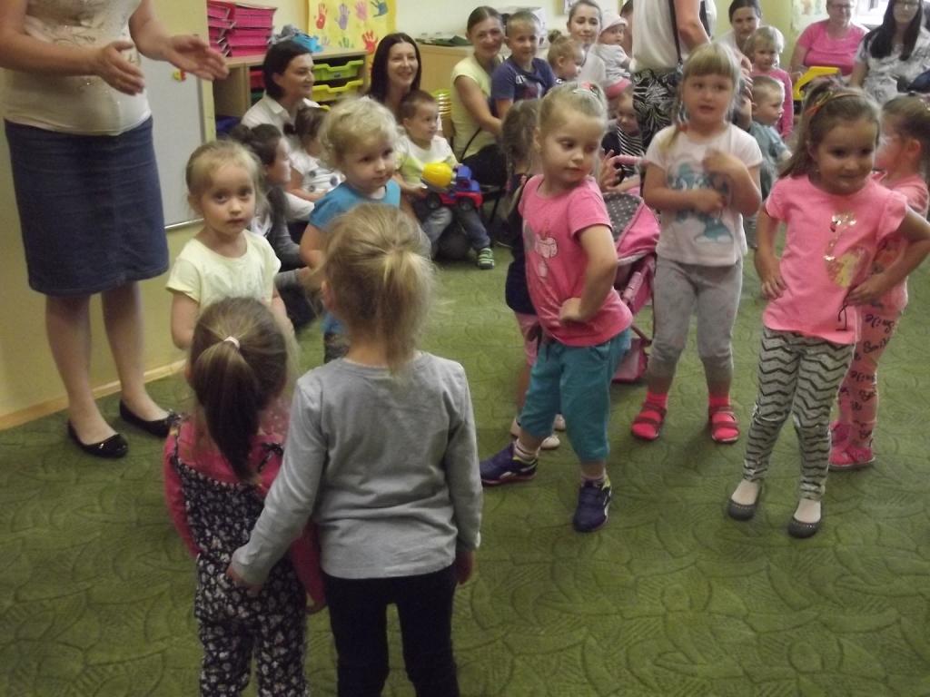 Dni Otwarte dla dzieci nowo przyjętych do przedszkola