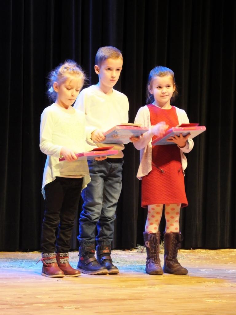Przedszkolaki laureatami konkursu