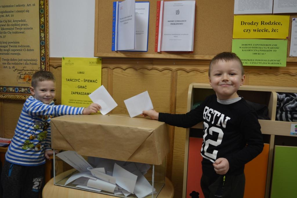 Głosowanie na Patrona