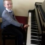 Starszaki w Szkole Muzycznej