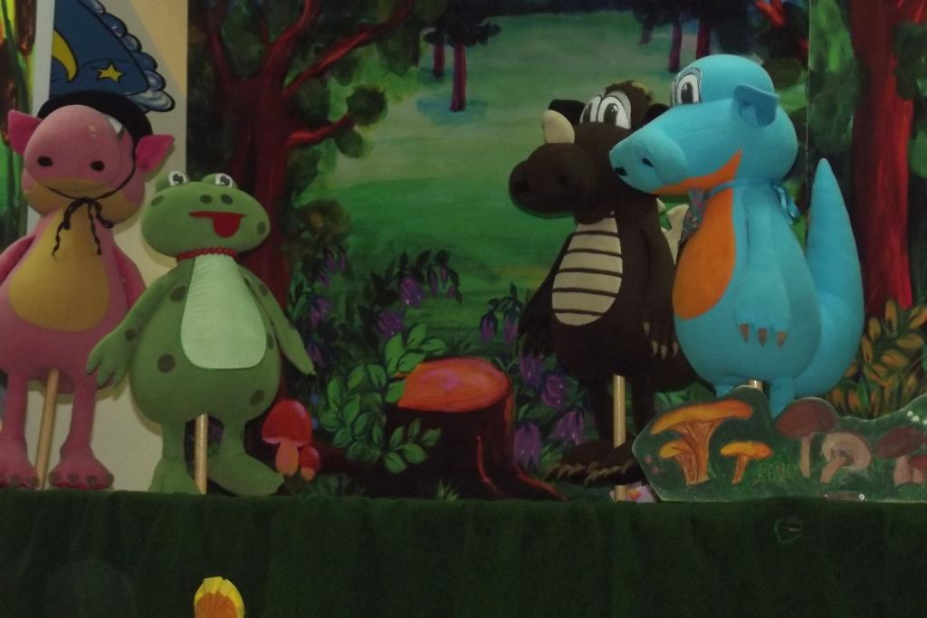 """""""Wielkie sprawy małej żaby"""""""