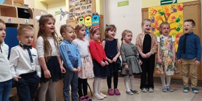 Dzień kobiet w przedszkolu