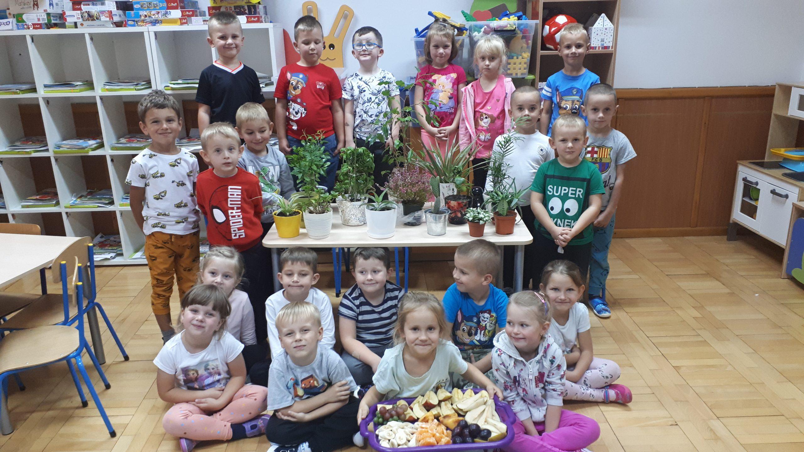 Ekokulturalne przedszkole
